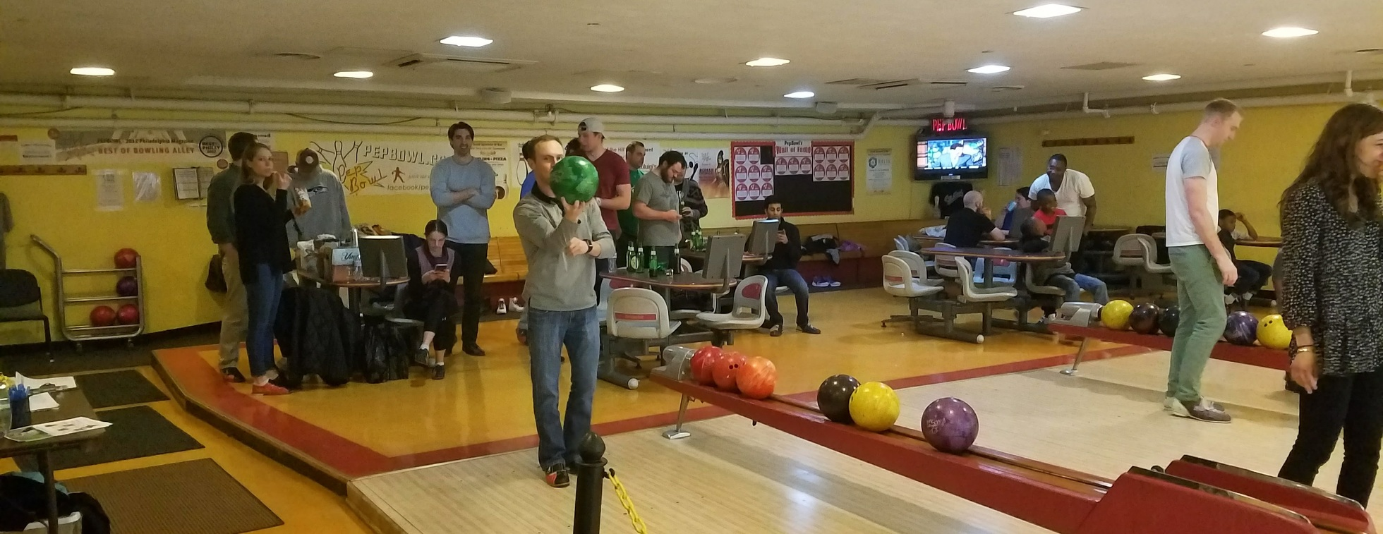 Young Professionals 2019 Bowl-A-Thon